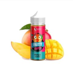 Жидкость для вейпа Frutty Vapes Bubble Mango Sweet (60 мл/0 мг)
